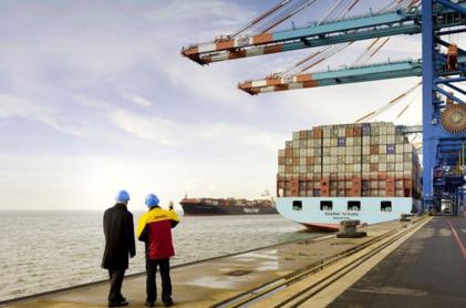 DHL이 내놓은 글로벌 무역지수에 따르면 전세계 3분기 교역이 위축될 것으로 전망됐다. /DHL