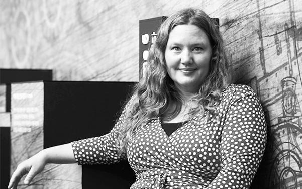 세계 지성계의 갈채를 받은 '팩트풀니스'의 공동 저자 안나 로슬링 뢴룬드(Anna Rosling Ronnlund, 44세)./사진=장련성 기자