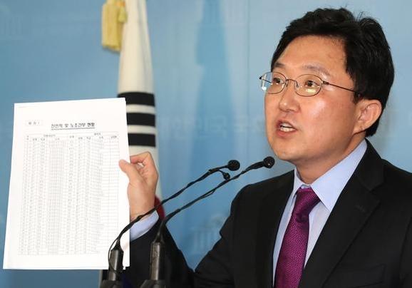 자유한국당 김용태 의원./연합뉴스