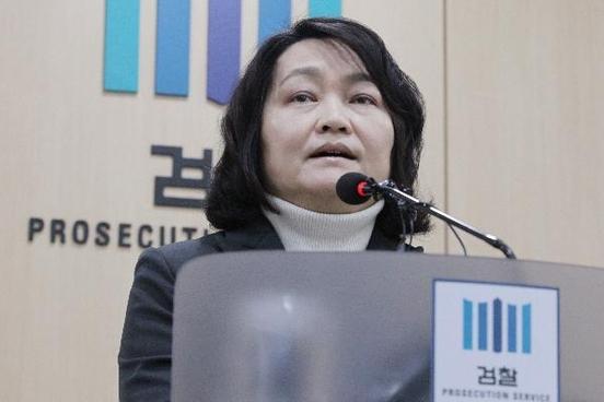조희진 전 동부지검장. /조선DB