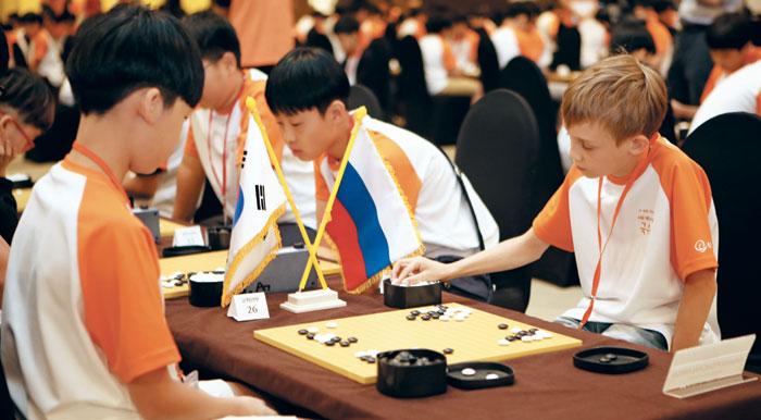 지난해 대회 열전 모습.
