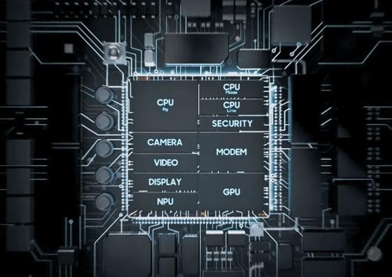 삼성전자의 파운드리 공장은 퀄컴과 같은 기업에서 칩 설계도를 받아, 물량을 대량생산해 공급한다.