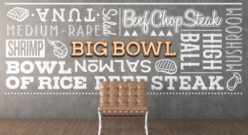 ▲'㈜케이에스글로벌'이 론칭한 첫 브랜드 '빅보울(Big Bowl). (사진제공 ㈜케이에스글로벌)