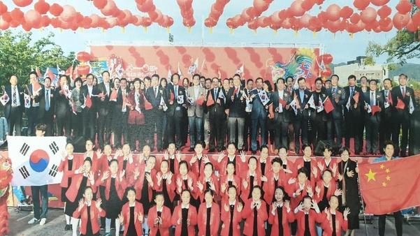 지난해 광주에서 열린 중국문화주간행사의 모습. /광주광역시차이나센터 제공