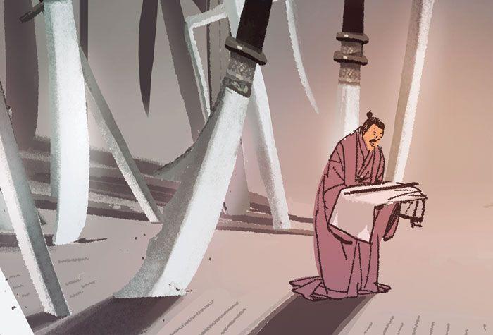[정진홍의 컬처 엔지니어링] 장자, 문왕에게 삼검을 설하다