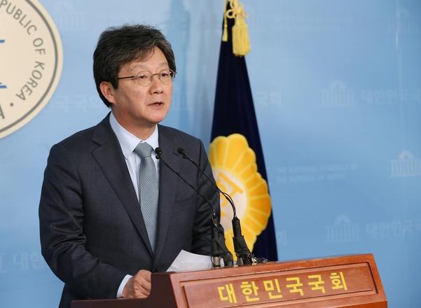 바른미래당 유승민 의원./남강호 조선일보 기자