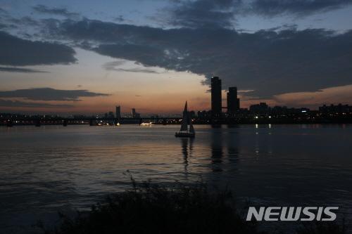첨부용 / 반포한강공원 야경