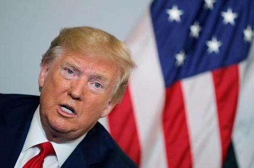도널드 트럼프 미국 대통령. /로이터=연합