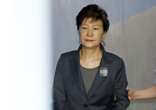 박근혜 전 대통령. /조선DB
