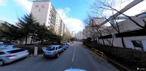 서초구 방배임광아파트 전경. /카카오맵 캡처