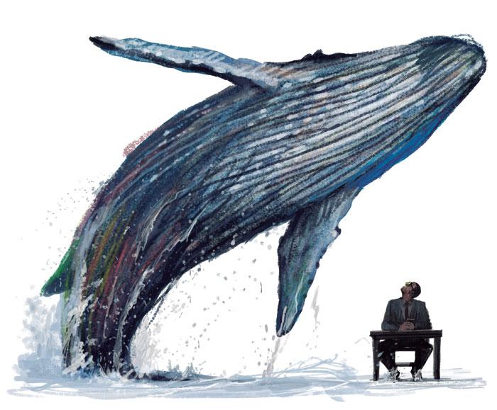[박해현의 문학산책] 선장의 狂氣… 포경선을 파멸의 바닷속으로