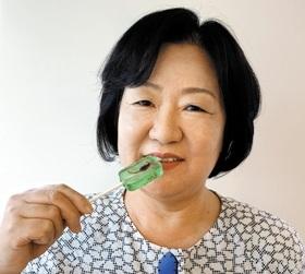 송혜영 한국곤충요리연구소 소장.