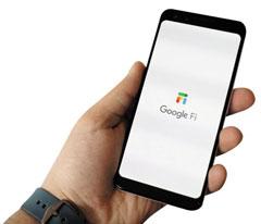 구글의 알뜰폰 구글 Fi
