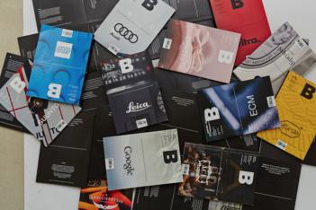 매월 한 개씩 브랜드를 소개하는 광고 없는 월간지 '매거진B'. B는 브랜드와 밸런스의 약자다.
