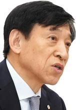 이주열 한국은행 총재