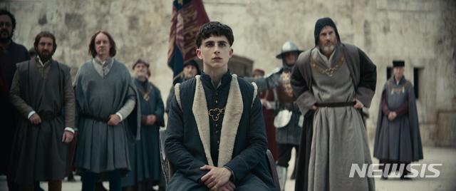 넷플릭스 영화 '더 킹: 헨리 5세', 국내 개봉