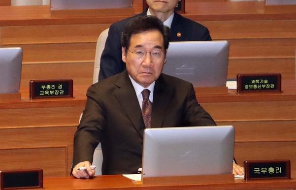 이낙연 국무총리/연합뉴스