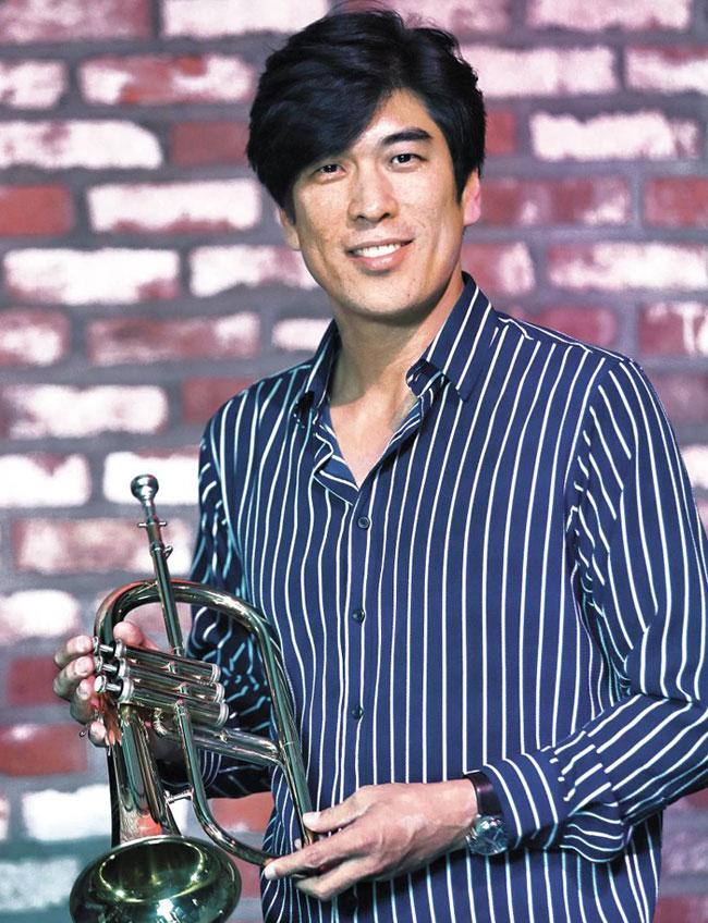 재즈 트롬본 연주자 정중화