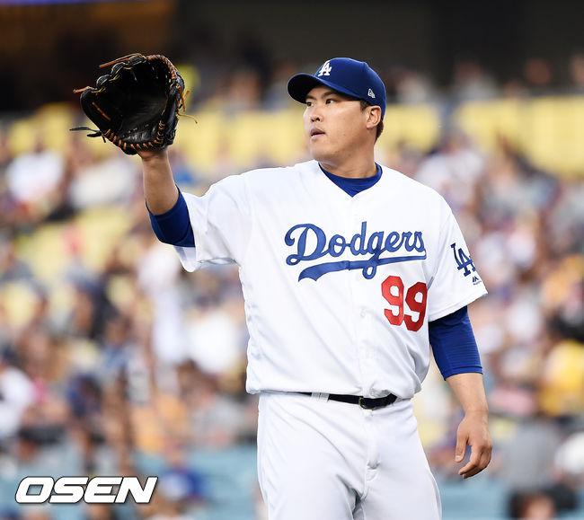 """""""류현진 대형 계약 가능, 다저스가 꼭 잡아야 해"""" LA 매체 - 조선 ..."""