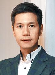 홍콩 정협 우제좡 위원