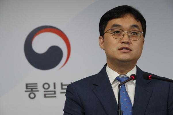 김은한 통일부 부대변인/연합뉴스