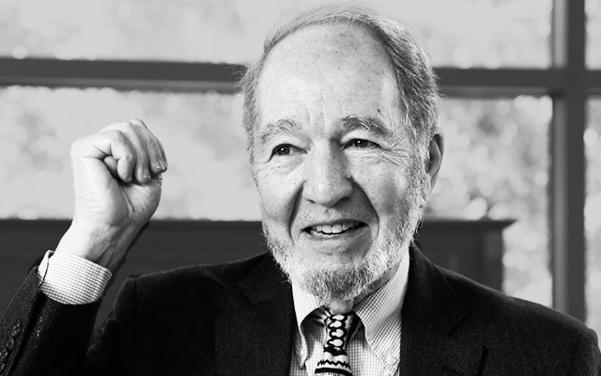 세계적인 석학 재레드 다이아몬드 UCLA교수(82세). 6년만의 신작 '대변동; 위기, 선택, 변화'를 들고 내한했다./사진=오종찬 기자