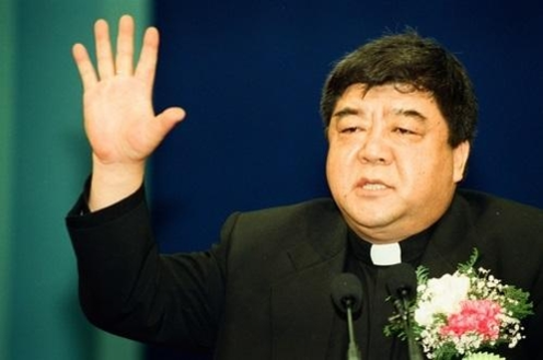 박홍 전 서강대 총장./연합뉴스