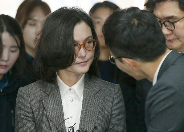 조국 전 법무장관의 부인 정경심씨. /박상훈 기자