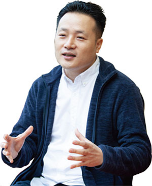 이홍배 쉐어트리츠 대표 / 김흥구 객원기자
