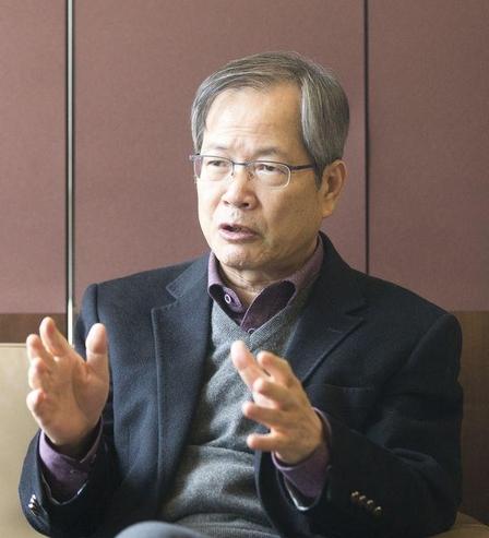 천영우 전 청와대 외교안보수석./김지호 기자