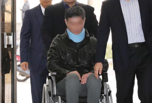 조국 전 법무장관의 동생 조권씨. /연합뉴스