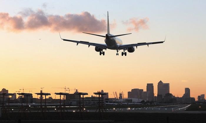 항공기 환경파괴