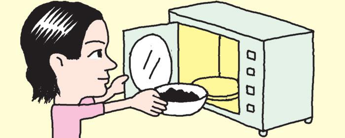 [리빙포인트] 커피 찌꺼기 재활용할 땐 물기 제거
