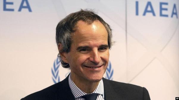라파엘 마리아노 그로시 신임 IAEA 사무총장./AP