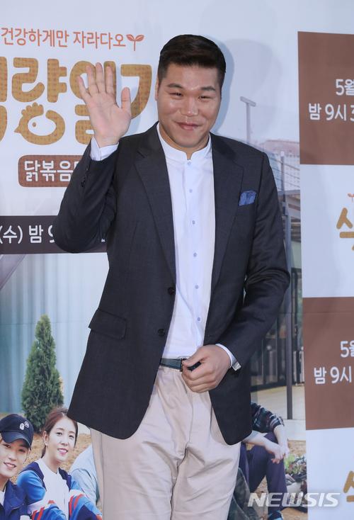 '식량일기 닭볶음탕 편' 서장훈