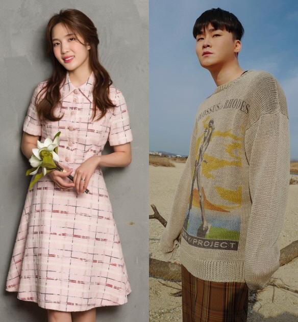 사진=김나영 인스타그램/ 브랜뉴뮤직