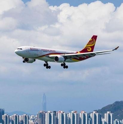 홍콩항공 비행기. /홍콩항공