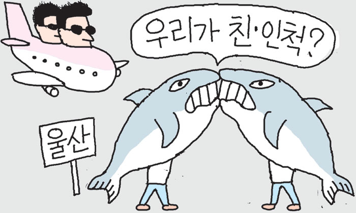 [만물상] 고래가 친·인척?