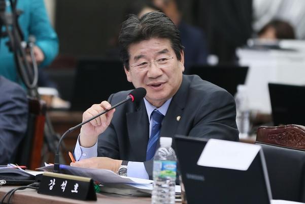 자유한국당 강석호 의원/연합뉴스