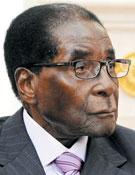 로버트 무가베 전 짐바브웨 대통령
