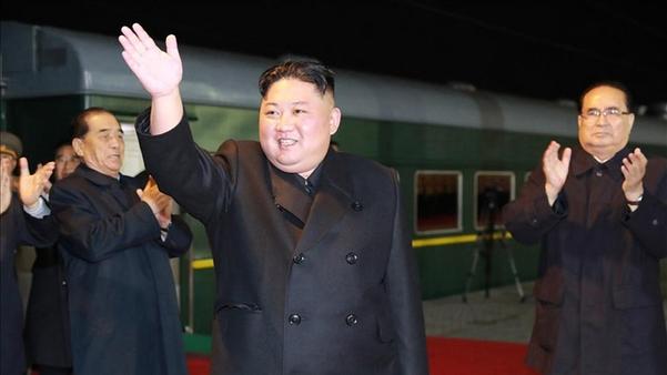 북한 조선중앙통신은 9일 리수용 북한 노동당 국제담당 부위원장이 담화문을 통해 '트럼프 대통령은 김정은 국무위원장 심기를 불편하게 할 수 있는 막말을 중단하라'고 전했다./연합뉴스