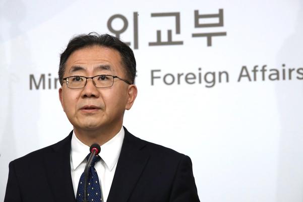 김인철 외교부 대변인 /연합뉴스