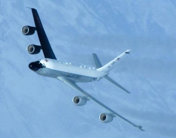 코브라볼은 미 공군이 전 세계에 단 3대 운용 중인 핵심 정찰 자산으로, 탄도미사일의 움직임을 추적한다./연합뉴스