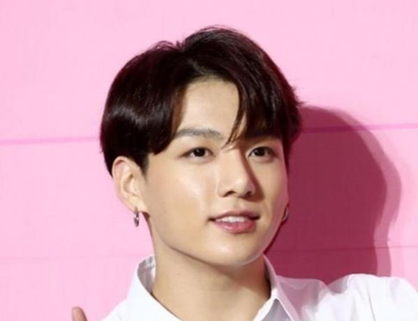 BTS의 메인 보컬인 정국. /트위터 캡처