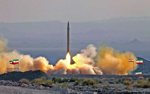 키암-1 미사일/유용원의 군사세계·Public Domain