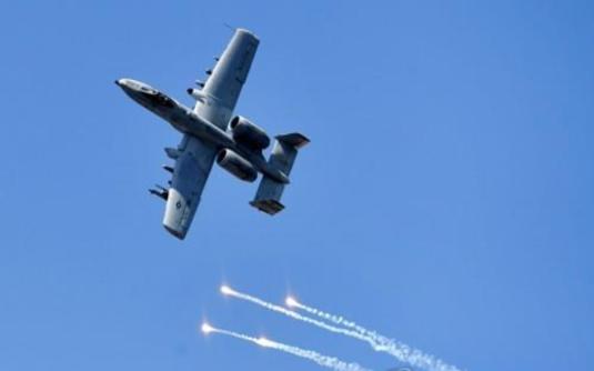 A-10 공격기. /연합뉴스