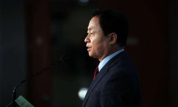 주광덕 자유한국당 의원 / 연합뉴스