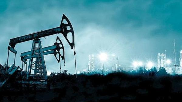 미국의 한 석유 회사가 셰일 석유를 시추하고 있는 모습. / 미국 지역공동체 환경보호기금