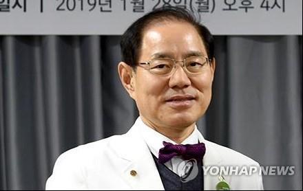유희석 아주대학교 의료원장 /코리안리재보험 제공