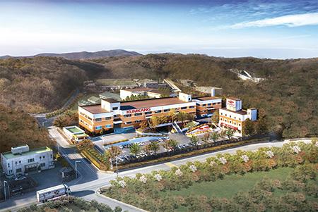 금강제화 세종시 조치원 공장/물류센터